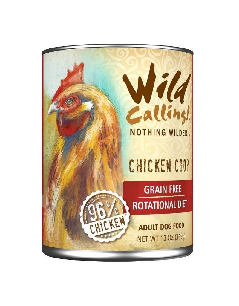 Wild Calling Chicken Coop Can