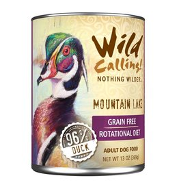 Wild Calling Mountain Lake Can