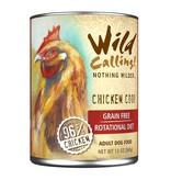 Wild Calling Chicken Coop Can