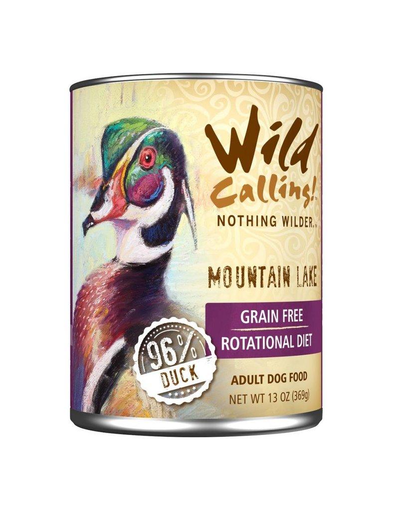 Wild Calling Mountain Lake Can