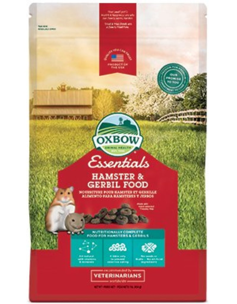 Oxbow Essentials Hamster/Gerbil 1lb