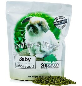 Sherwood Baby Rabbit Food