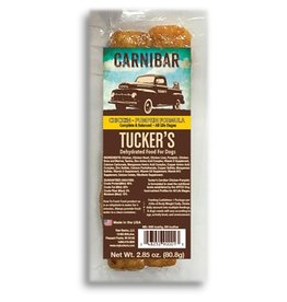Tuckers Chicken/Pumpkin Carnibar 2/pk