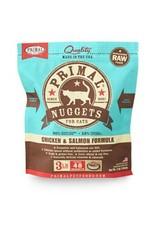 Primal Raw Chicken & Salmon Cat Food 3lb