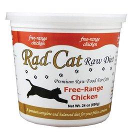 Rad Cat Chicken