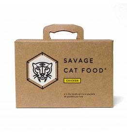 Savage Cat Raw Chicken