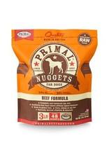 Primal Raw Beef Dog Food 3 lb