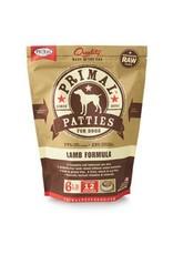 Primal Raw Lamb Dog Food 6 lb