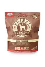 Primal Raw Pork Dog Food 3 lb