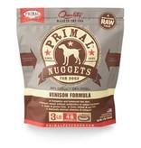 Primal Raw Venison Dog Food 3 lb
