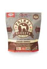 Primal Raw Venison Dog Food 3 lb