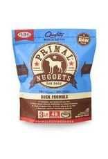 Primal Raw Duck Dog Food 3 lb