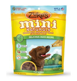 Zuke's Mini Natural Duck 1lb