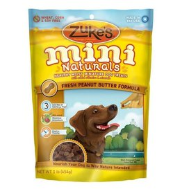 Zuke's Mini Natural Peanut 6oz