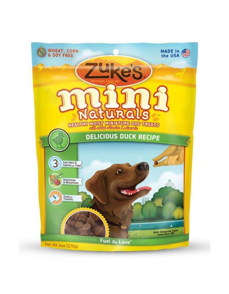 Zuke's Mini Natural Duck 6oz