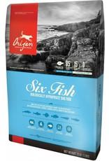 Orijen Six Fish Dog US 4.5lb