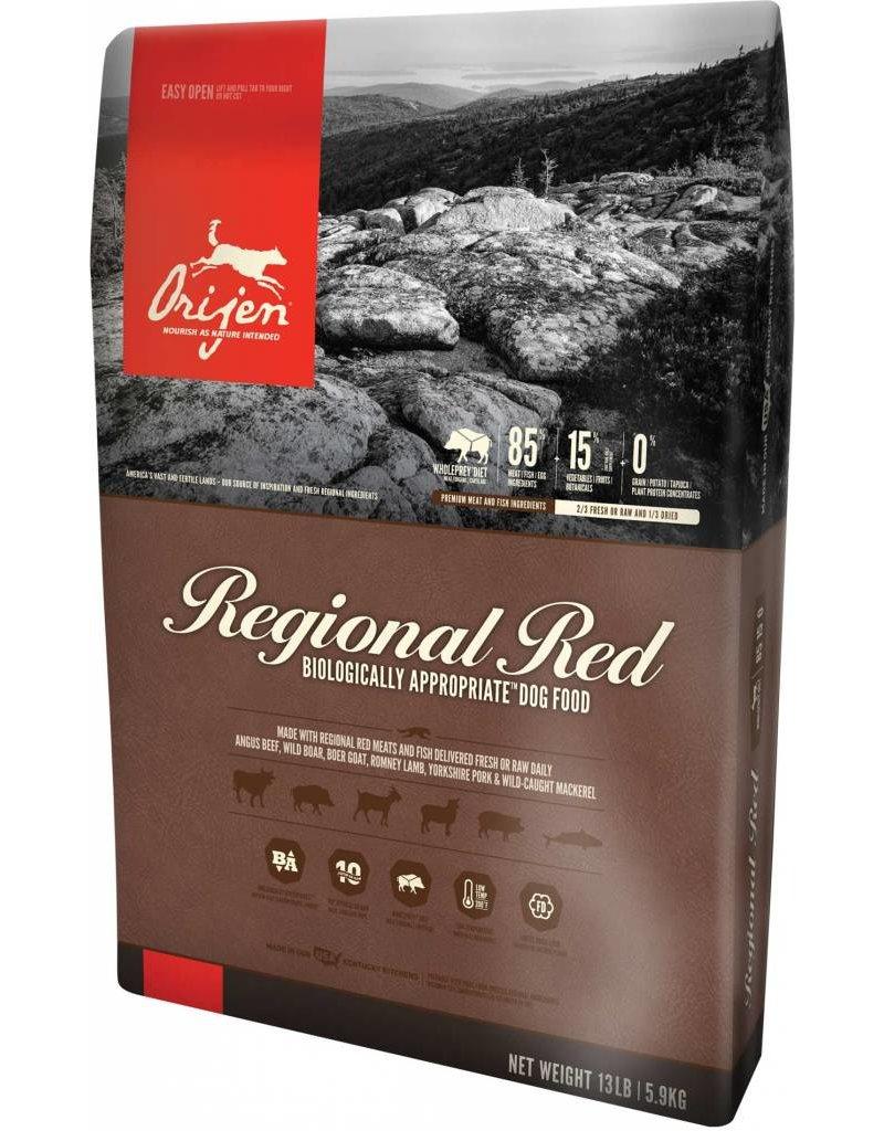 Orijen Regional Red Dog US 13lb
