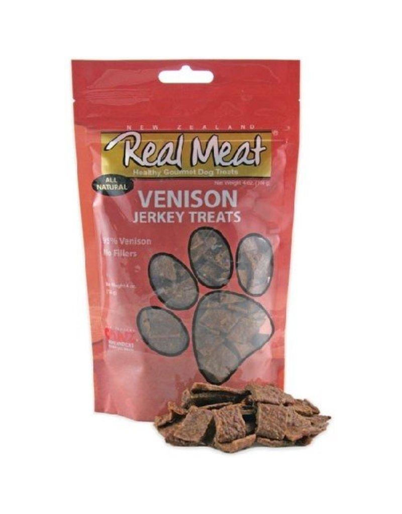 Real Meat Venison Jerky 4oz