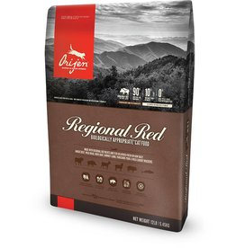 Orijen Regional Red Cat Food US 4 Lb