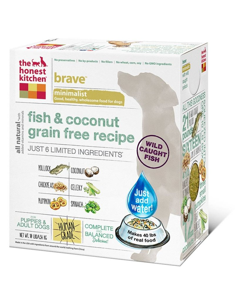 Honest Kitchen Brave 10lb