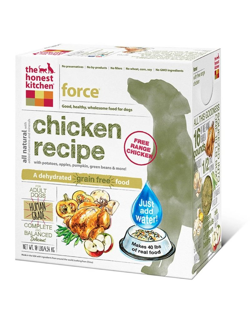 Honest Kitchen Force 10lb