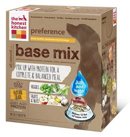 Honest Kitchen Preference Base Mix 3lb