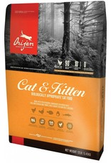 Orijen Cat and Kitten US 12 Oz