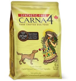 Carna4 Duck Dry Dog Food 3lb