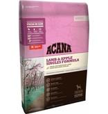 Acana Lamb & Apple dry Dog Food  13lb