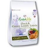 PureVita Grain-free Duck & Lentil Dry Dog Food 15lb
