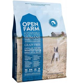 Open Farm Whitefish Dog Food 24lb