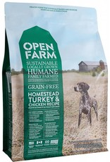 Open Farm Turkey & Chicken Dog Food 4.5lb