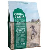 Open Farm Turkey & Chicken Dog Food 12lb