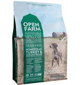 Open Farm Turkey & Chicken Dog Food 12lb