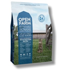 Open Farm Whitefish Dry Cat Food 4lb