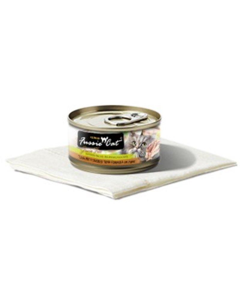 Fussie Cat Tuna w/Smoked Tuna 2.8oz