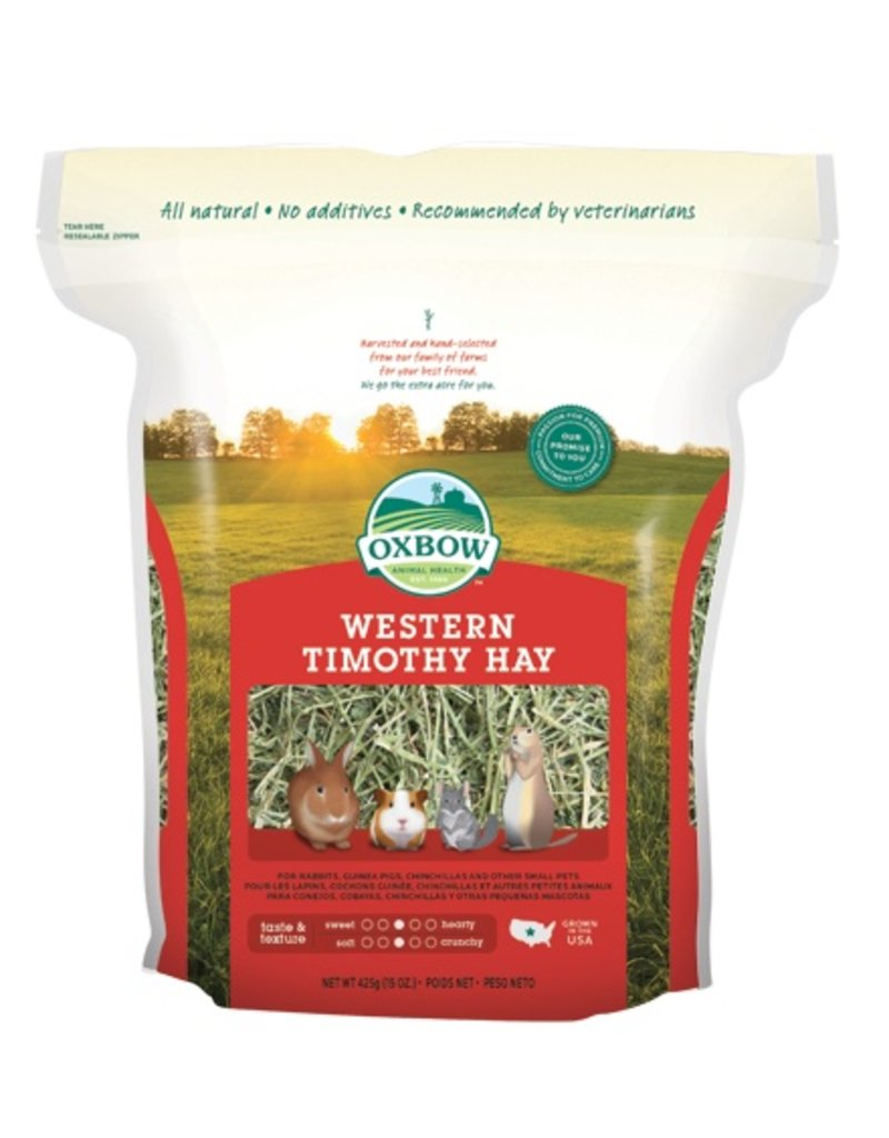 Oxbow Timothy Hay 40oz