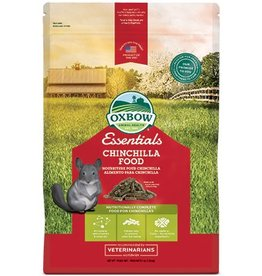 Oxbow Essentials Chinchilla Food 3lb