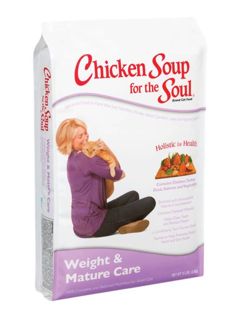 Chicken Soup Weight & Mature Care 5lb