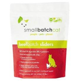 Small Batch Raw Beef Cat Food 3lb