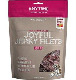 Joyful Jerky Beef Filets 3.25oz