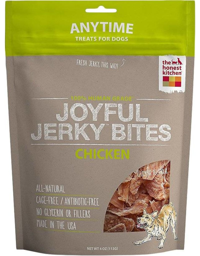 Joyful Jerky Chicken Bites 4oz