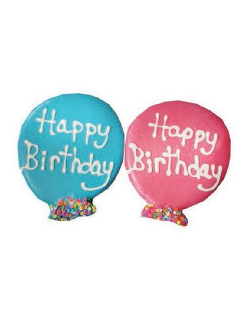 Preppy Puppy Birthday Balloon
