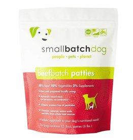Small Batch Raw Beef Dog Food 6lb