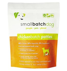 Small Batch Raw Chicken Dog Food 3lb