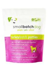 Small Batch Raw Turkey Dog Food 3lb