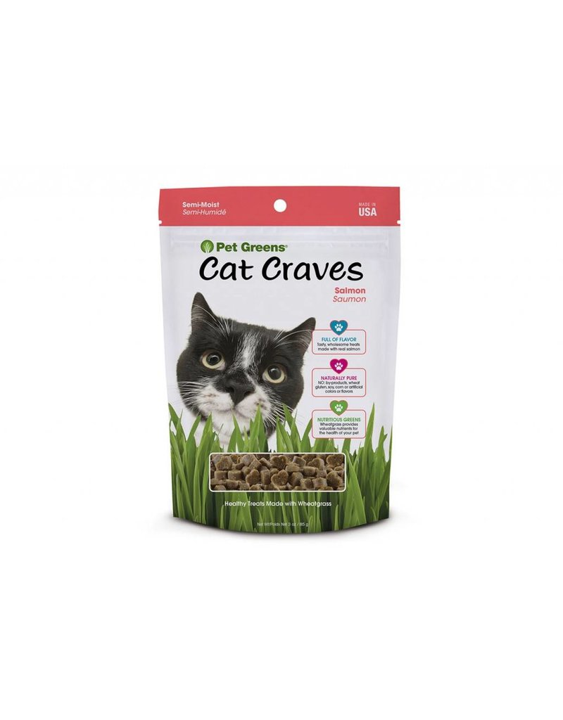Pet Greens Cat Treats Salmon