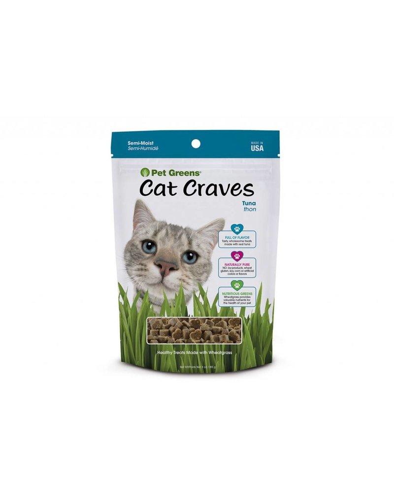 Cat Craves Tuna Treats