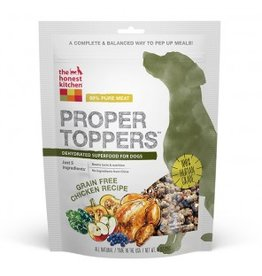 Proper Toppers Chicken Superfood Bites 5.5oz