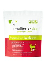 Small Batch Freeze Dried Beef Dog Food 14oz